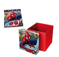 """Стілець з ящиком для зберігання речей """"Spider-Man"""", Disney LQ3002"""