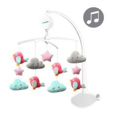 """Музичний мобіль """"Хмаринки і пташенята"""", BabyOno 626"""