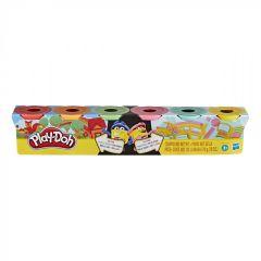 Набір еластичного пластиліну Rainbow (6 кольорів) Play-Doh, F0605/F0629/6283957