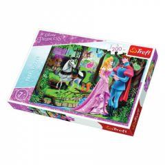 """Пазли """" Princesses,Зустріч в лісі"""" Trefl 13223"""