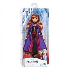 Лялька Frozen  Анна з мерехтливою сукнею, Hasbro E7001/E6952/6336214