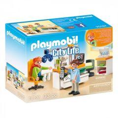 """Ігровий набір """"Окуліст"""" (33 ел), Playmobil 70197"""