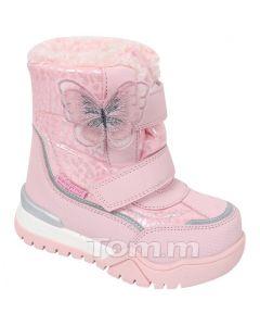 Теплі чобітки для дівчинки, C-T9369-E