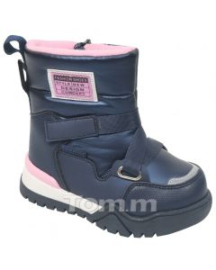 Теплі чобітки для дівчинки, C-T9371-D