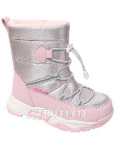 Теплі чобітки для дівчинки, C-T9373-D