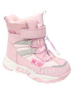 Теплі чобітки для дівчинки, C-T9374-D