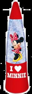 """Оригінальний нічник """"Minnie""""-15 см.(червоний-1), Disney mid402544"""
