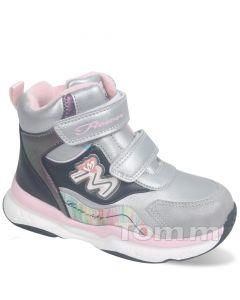 Теплі чобітки для дівчинки, C-T9669-C