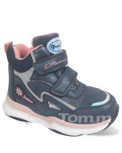 Теплі чобітки для дівчинки, C-T9670-B