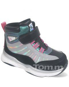 Теплі чобітки для дівчинки, C-T9671-A