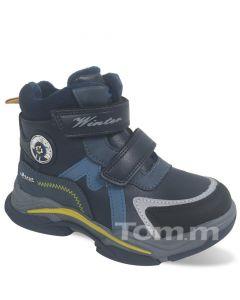 Теплі чобітки для хлопчика, C-T9647-B