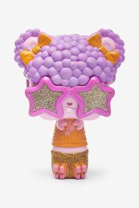 Ігровий набір Pop Pop Hair Surprise - Модна зачіска (лялька з рожевими окулярами), 561873