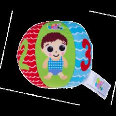 """М'ягка інтерактивна іграшка """"Мій перший м'ячик"""", Balibazoo 88451"""