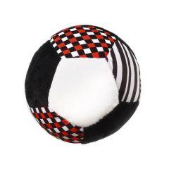 """Розвиваюча іграшка м'який м'яч """"CONTRAST"""" BabyOno 638"""