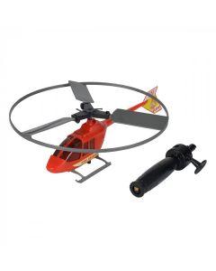 Вертоліт з пусковим механізмом, Simba 107207941 (червоний)