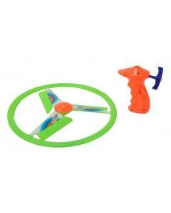 Пропелер з пусковим пристроєм, Simba 107203515 (салатовий)