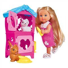 """Набір лялька Еві """"Будиночок кроликів"""", Evi Love 105733065"""