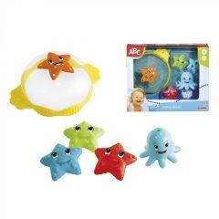 Набір іграшок для ванни ABC Морські розваги, Simba 104010074