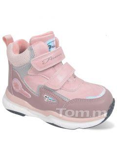 Теплі чобітки для дівчинки, C-T9670-D