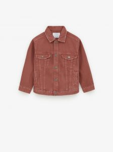 Трендова джинсова куртка для дитини від Zara