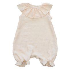 Муслиновый песочник для девочки (молочный), Minikin 2010514