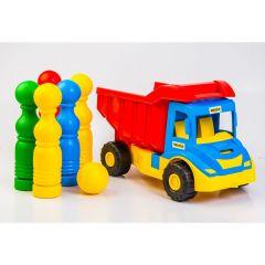 Автомобіль-вантажівка з кеглями, Tigres  39220