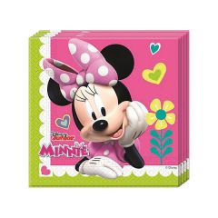 Паперові серветки Minnie Mouse/Міні Маус  (20 шт), 87864