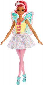 Лялька Барбі фея з серії Barbie Dreamtopia, FXT00/FXT03