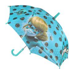 """Дитяча парасоля """"Ladybug"""" (блакитна)"""