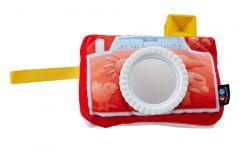 """М'яка іграшка-підвіска """"Фотоапарат"""" Fisher-Price DFR11"""