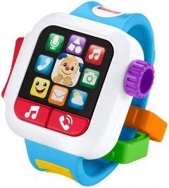 """Розвиваюча іграшка """"Смарт годинник"""" Laugh & Learn , Fisher-Price GJW17"""