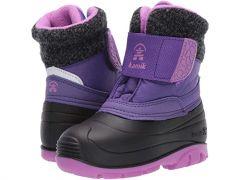 Чобітки для дівчинки  Kamik Kids Wren Purple