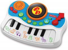 """Інтерактивна музична іграшка """"Піаніно"""", Fisher Price, X002QIY8AD"""