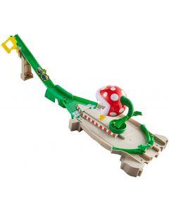 Автотрек Mario Kart Piranha Plant Slide, Hot Wheels GCP26/GFY47