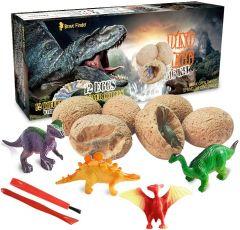 "Науковий набір ""Яйця динозавра"" (12 шт.), Brave finderJZH-EG01"