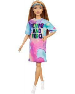Лялька Барбі з серії Barbie FASHIONISTAS, FBR37/GRB51