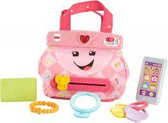 Розвиваюча музична сумка, Fisher Price FGW15