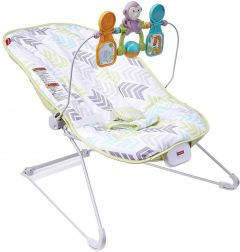 Крісло-гойдалка Fisher Price Baby's Bouncer DTG94