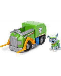 Автомобіль-сміттєвоз і фігурка Роккі, Paw Patrol 6054969
