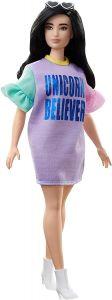 Лялька Барбі з серії Barbie FASHIONISTAS FBR37 / FJF60
