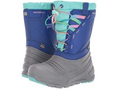 Теплі чобітки для дівчинки Merrell Kids