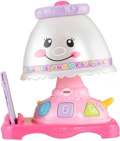 """Інтерактивна розвиваюча іграшка """"Розумна чарівна лампа"""", Fisher-Price BFK38"""