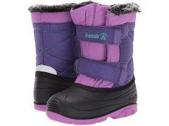 Чобітки для дівчинки Kamik Purple