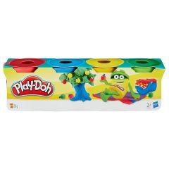 Набір пластиліну (4 міні-баночки), Play-Doh 23241/6939009