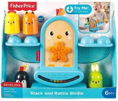 """Розвиваюча іграшка-брязкальце """"Балансуюча пташка"""" Fisher-Price, GJW26"""