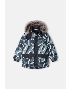 Зимова куртка Lassie by Reima Steffan 721759-9992