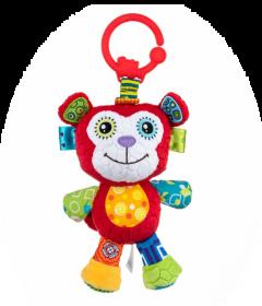 """Музична іграшка-підвіска Мавпочка """"МАЯ"""" Balibazoo 86319"""