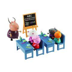 """Ігровий набір Peppa - """"Йдемо до школи"""", Peppa Pig 20827"""