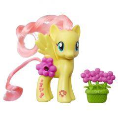 """Ігровий набір """"Поні з чарівними картинками"""" Fluttershy, My Little Pony (Explore Equestria) B7264/B5361"""