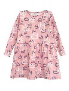 Трикотажне плаття для дівчинки, 8702